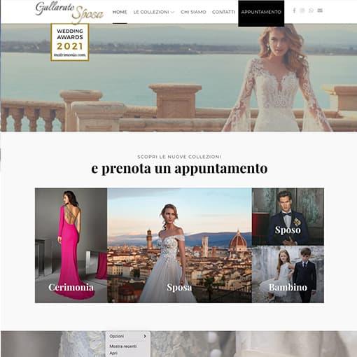Pikabit realizza campagne marketing per Gallarate sposa