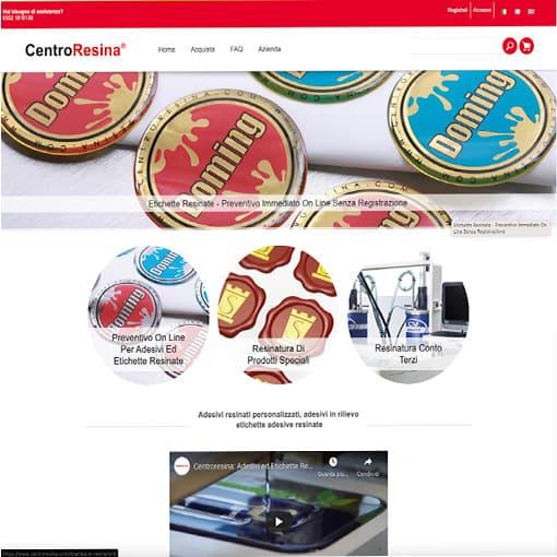 Pikabit gestisce le campagne webmarketing per centroresina